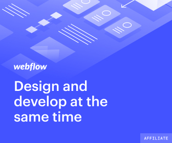Webflow: Design & Develop At The Same Time