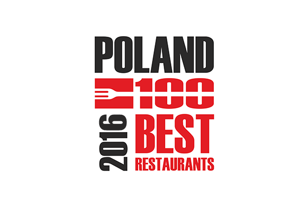 logo poland 100 best restaurants