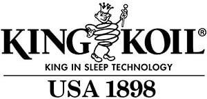 KingKoil - King In Sleep Technology