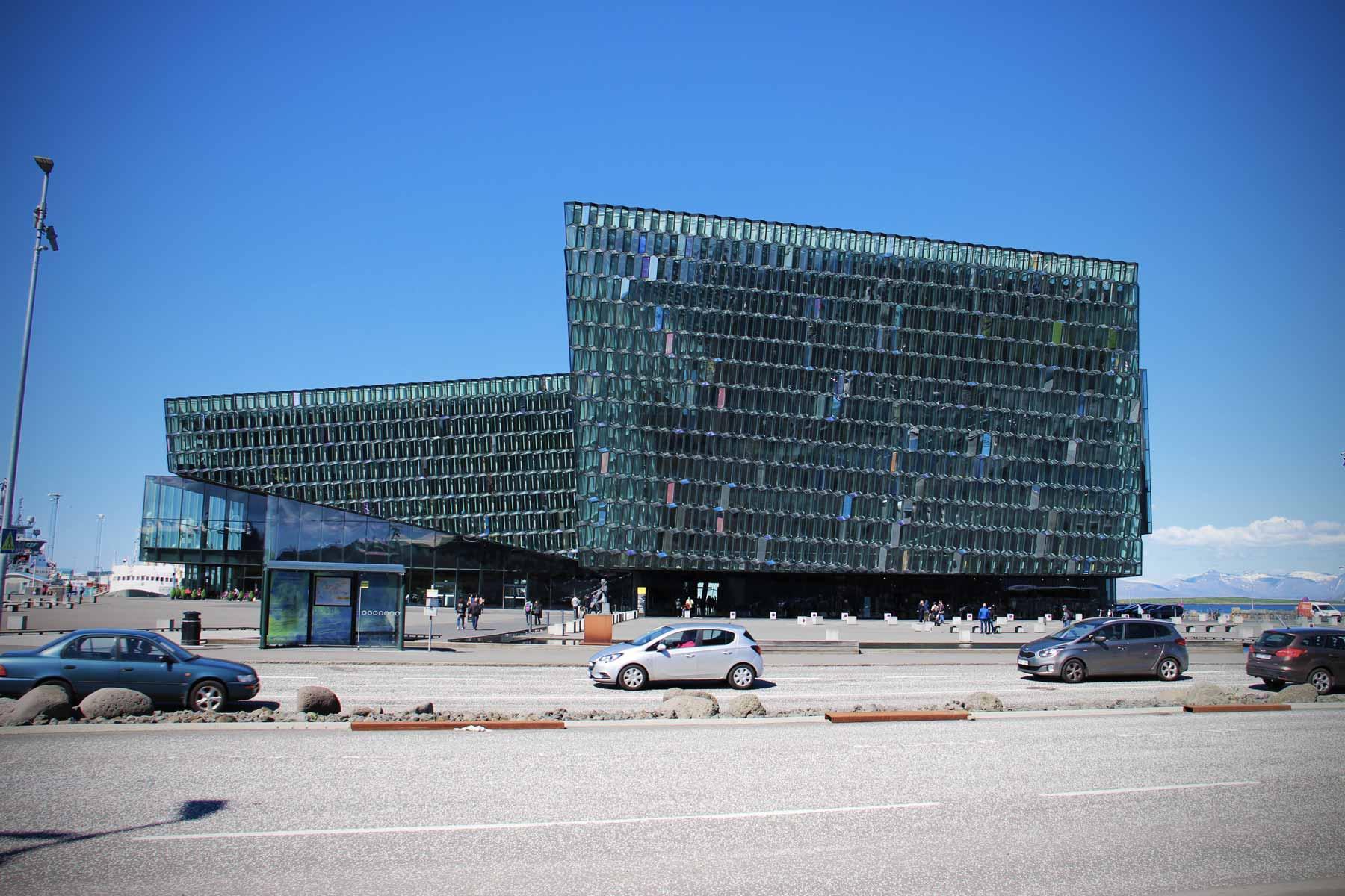 Reykjavik City Tour from Keflavik airport