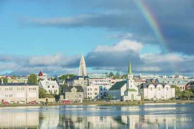 Reykjavík captal city