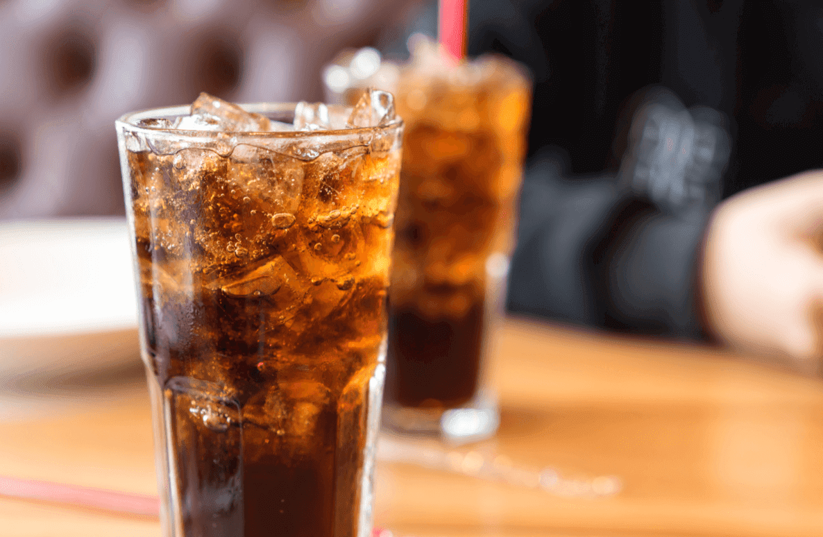 quitting soda for oral health