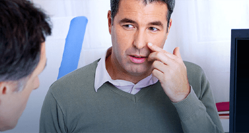 Stop suffering from chronic sinusitis symptoms