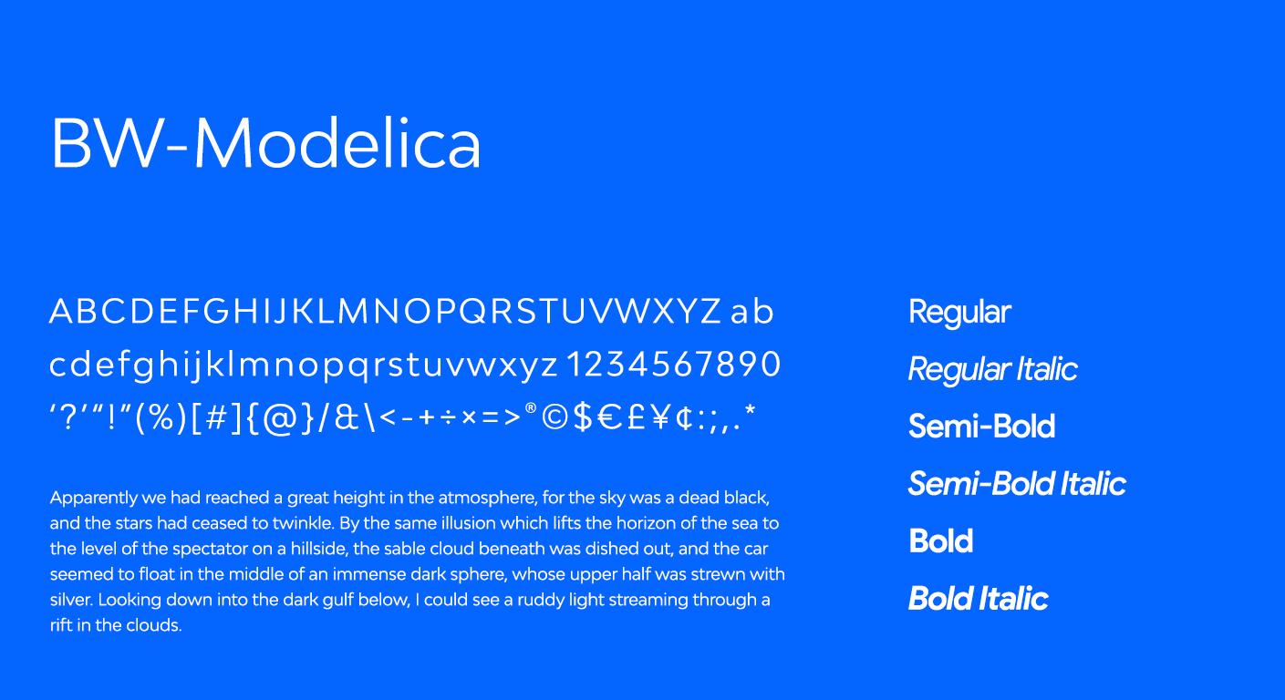 Dgpays corporate identity design process typography