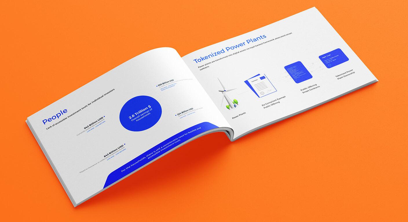 Voult Corporate Identity Presentation Design
