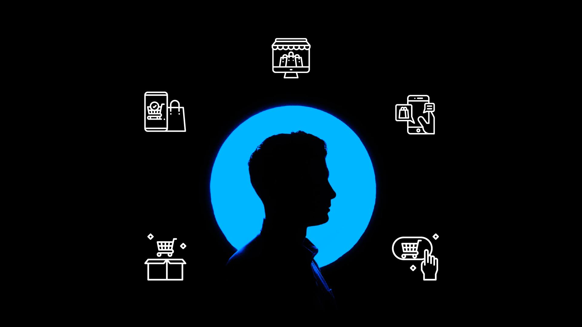 Contentus Corporate Identity Golden Ratio Logotype Design Process