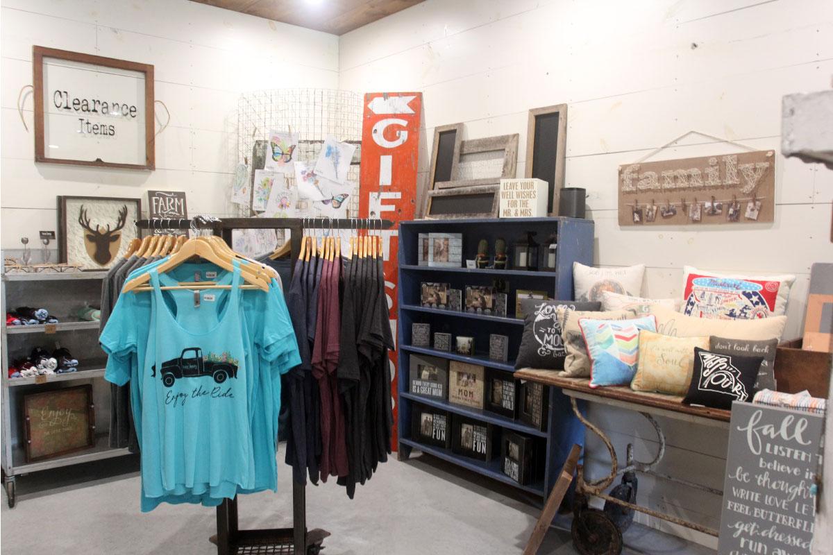 The Gift Shop | Grass Roots Garden Center & Gifts