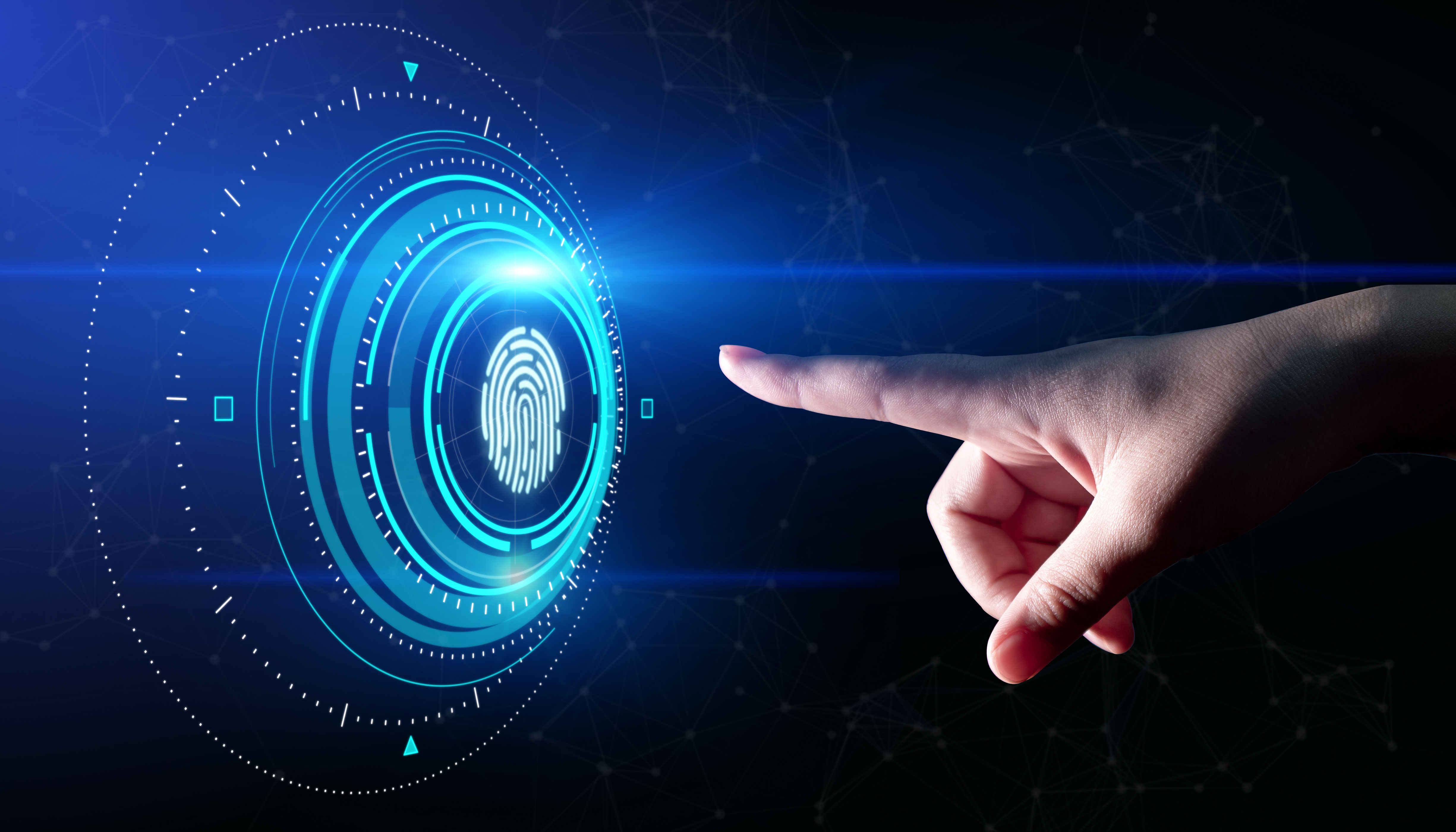 Security Issues in Biometric Authentication