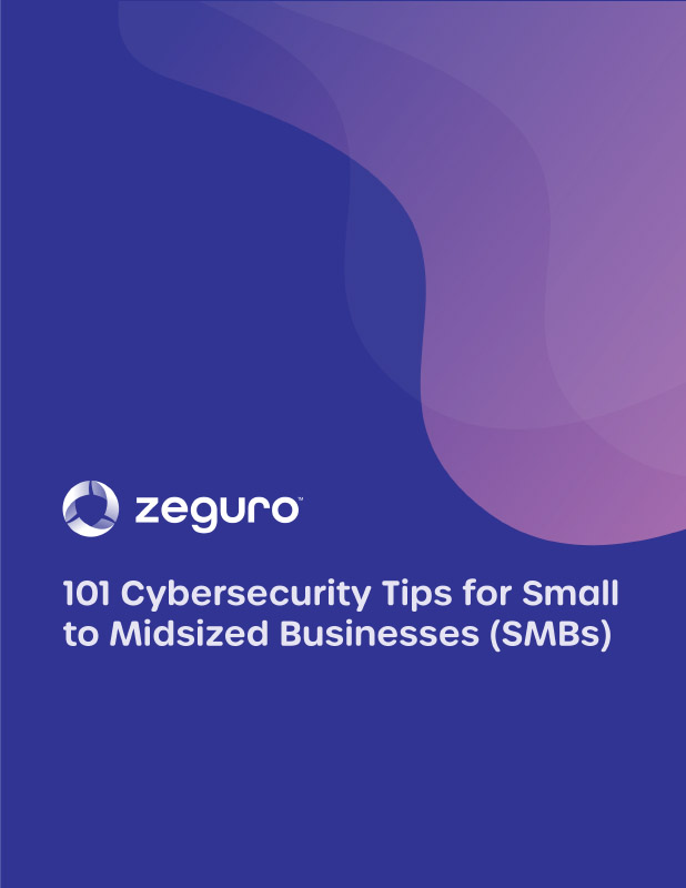 101 Cybersecurity Tips for SMBs