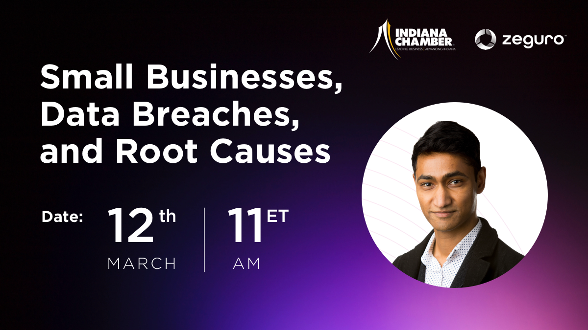 Small Businesses, Data Breaches, and Root Causes