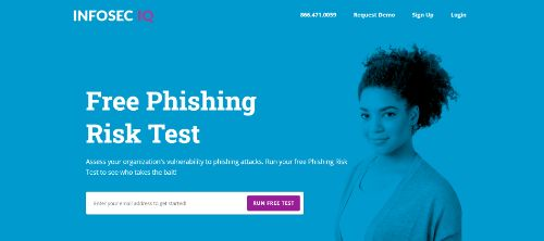 Phishing Risk Test