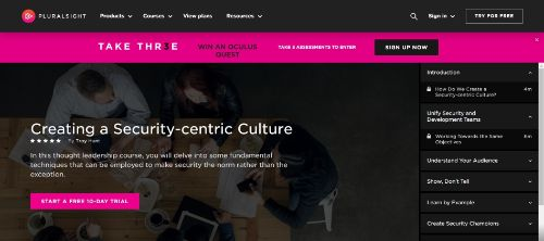 Creating a Security-centric Culture