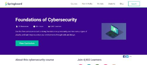Foundations of Cybersecurity