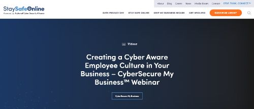 Creating a Cyber Aware Employee Culture in Your Business