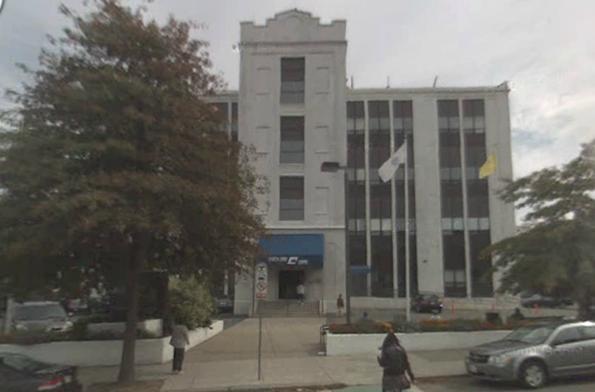 Front entrance, Shetland Office Park