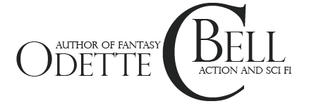 Odette C Bell Author Logo
