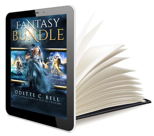 The Odette C. Bell Fantasy Bundle