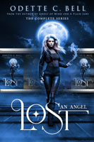 An Angel Lost: The Complete Series