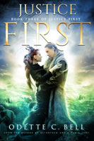 Justice First Book Three