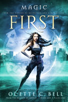Magic First Book Two