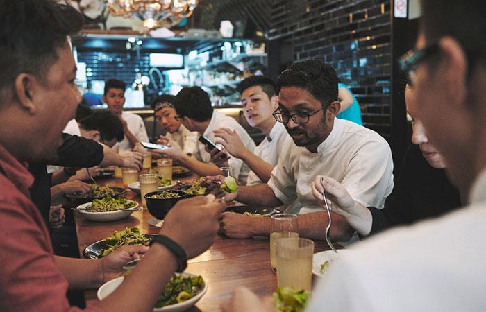 Rishi Naleendra - Staff Meal