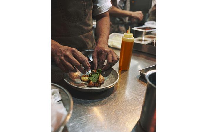 Rishi Naleendra - Prep for Dinner
