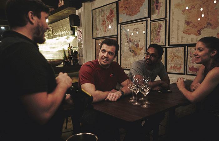 Rishi Naleendra - Wine with Friends