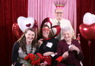 St. Camillus Foundation More Heart in Your Hands Dinner Auction and Raffle event