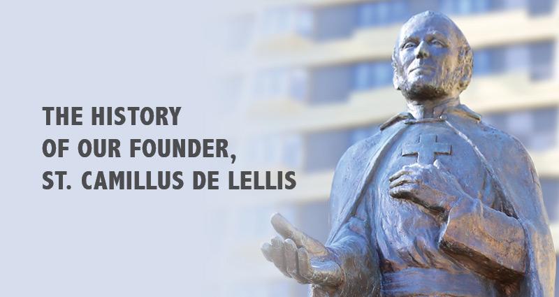 Our Founder - St. Camillus de Lellis webinar