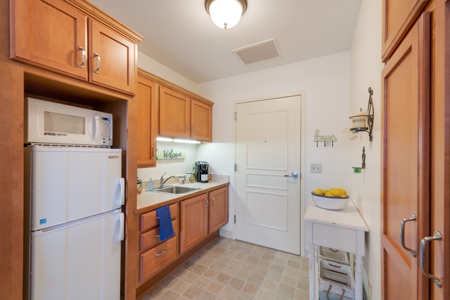 St. Camillus Assisted Living Kitchen