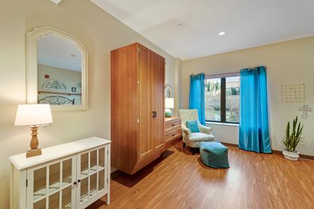 St. Camillus Memory Care  Living area