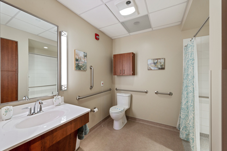 St. Camillus Memory Care  Bathroom