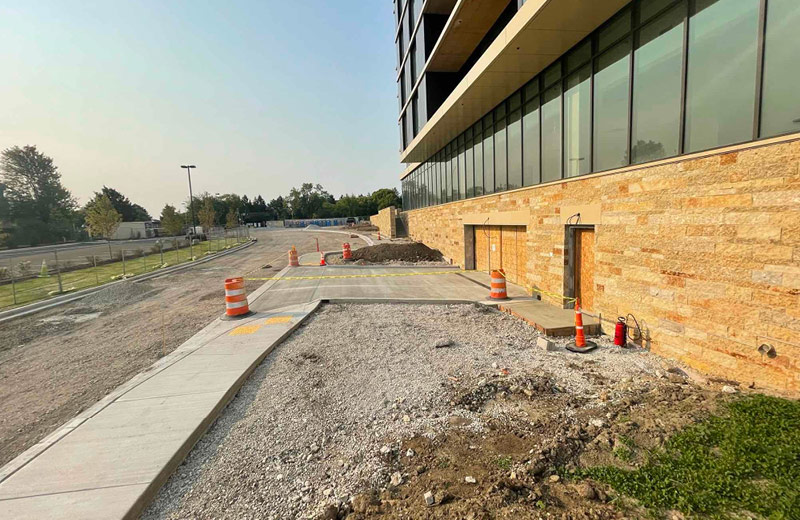 St. Camillus East Residence Independent Living construction image