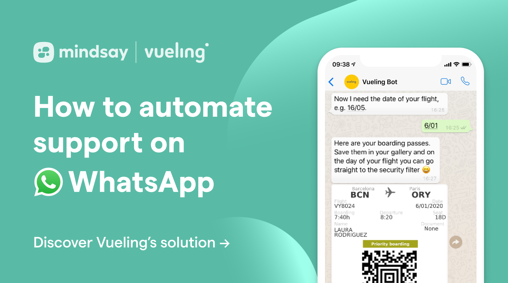 Why are leading airlines embracing WhatsApp?