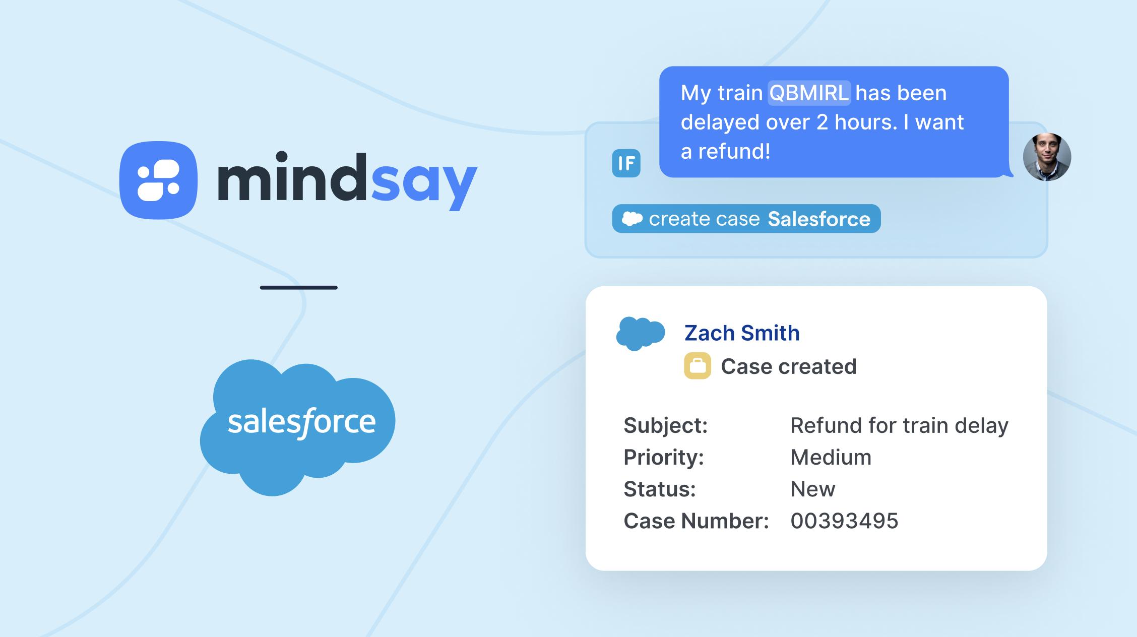 Mindsay and Salesforce Integration