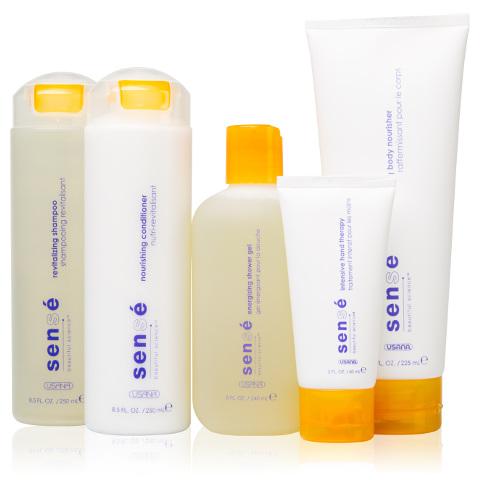 Sensé Hair & Body Pack
