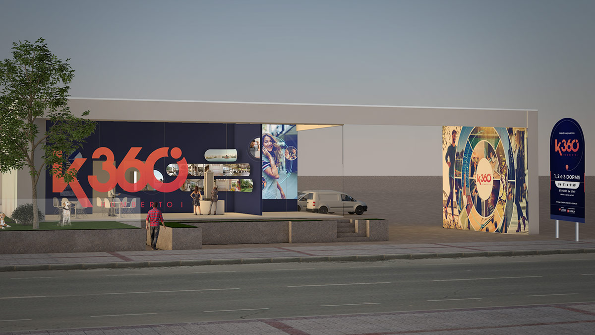 Campanha Criativa K360º Humberto I