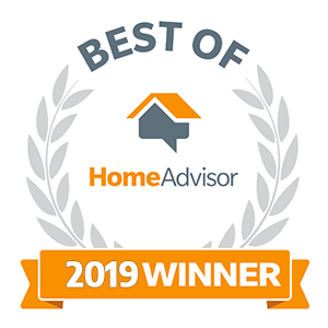 we are a top rated home advisor business