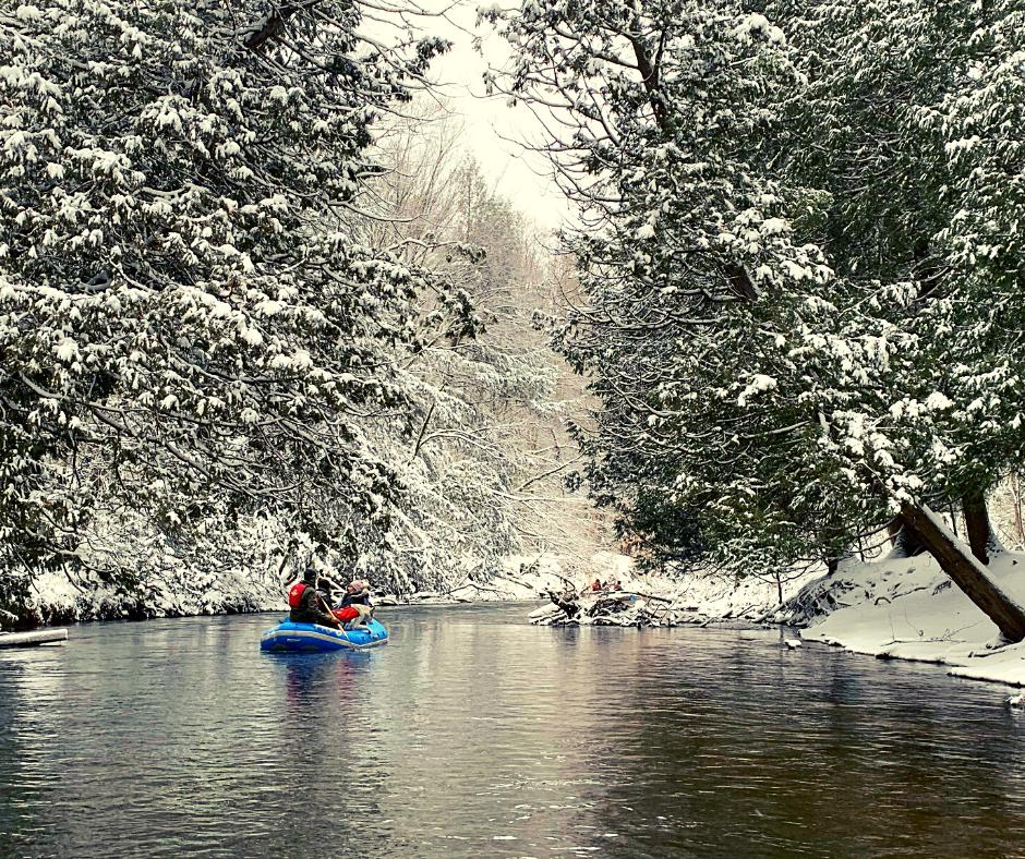 Winter Rafting FAQ