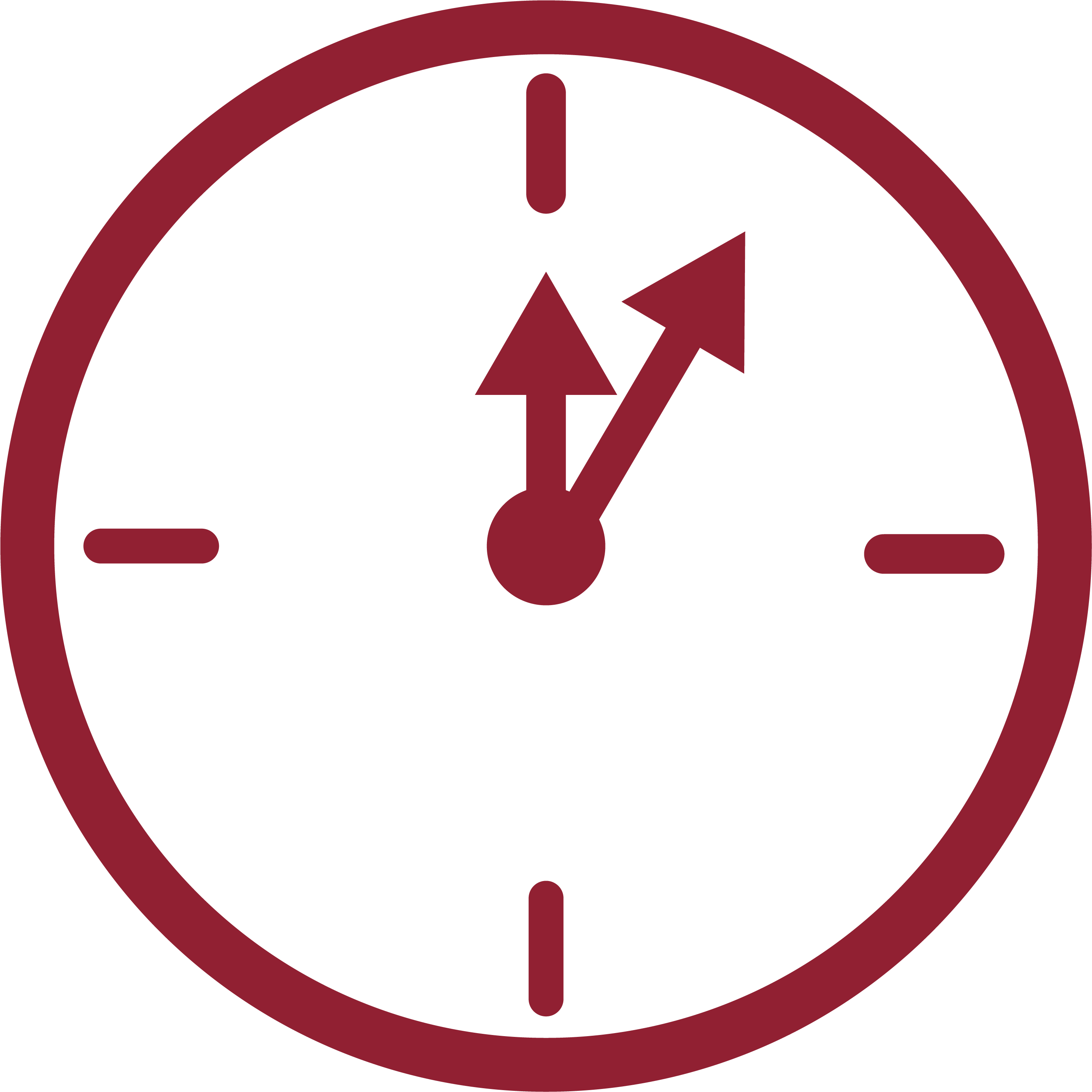 Clock representing our ability to deliver your project on time. We are the most reliable steel and metal construction company.