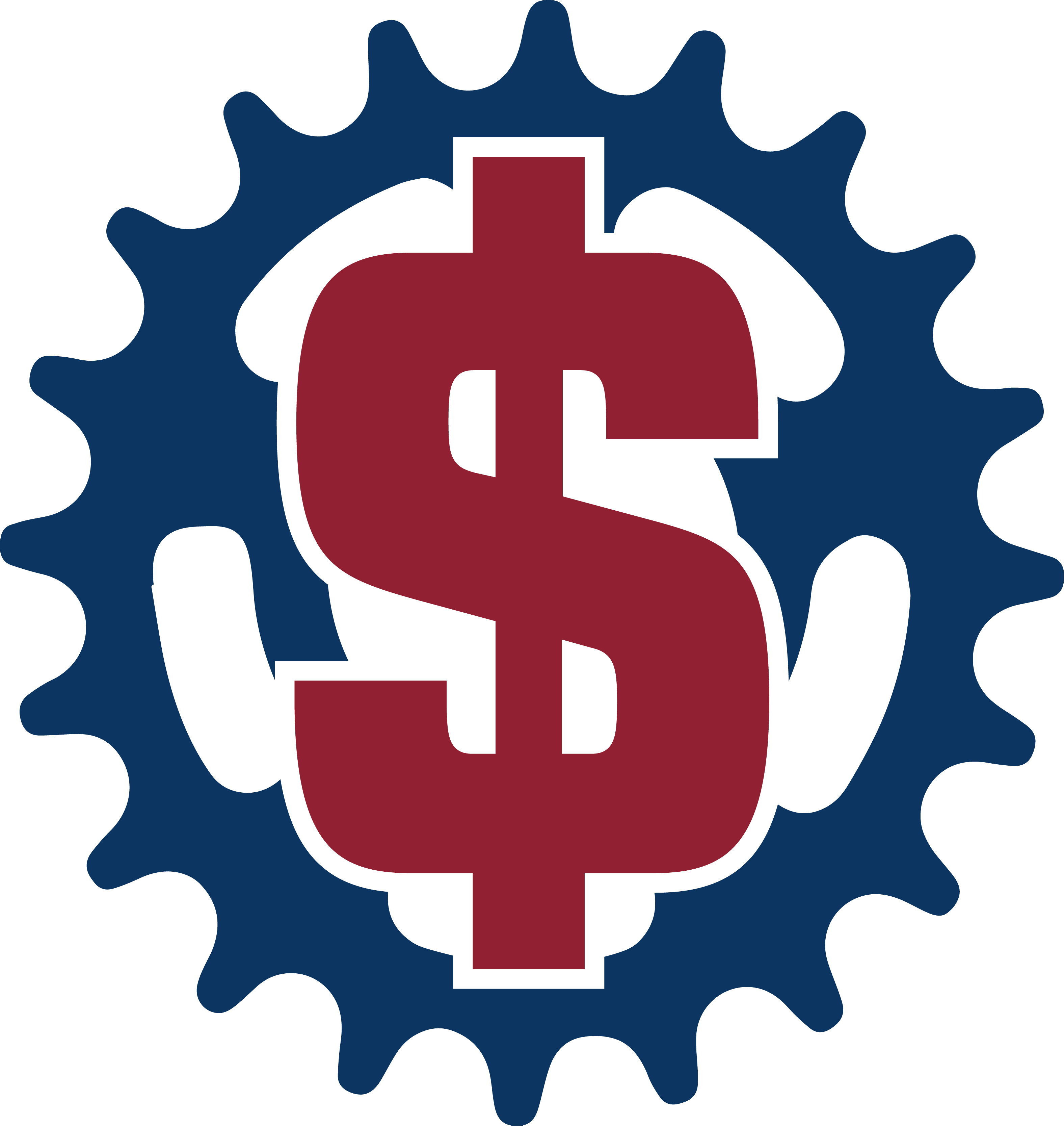 Dollar Sign that represents our cost-effectiveness. We are able to provide you cost effective solutions because we are self-sufficient.