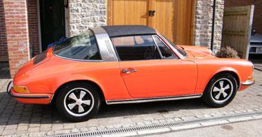 Porsche 911 2.2E Targa 1970