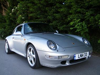 Porsche 993 C2S (wide body)
