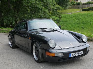 Porsche 911 964 1990 C4