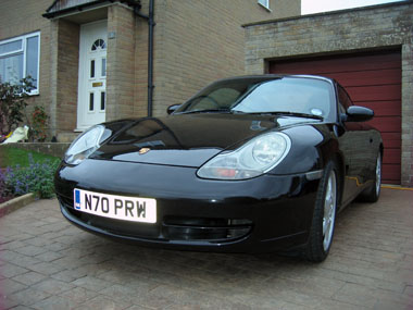 Porsche 996 C4 1999