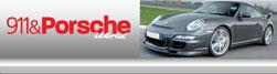 911 and Porsche World Magazine logo