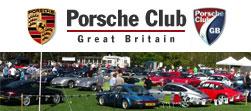 Porsche Club Great Britain logo