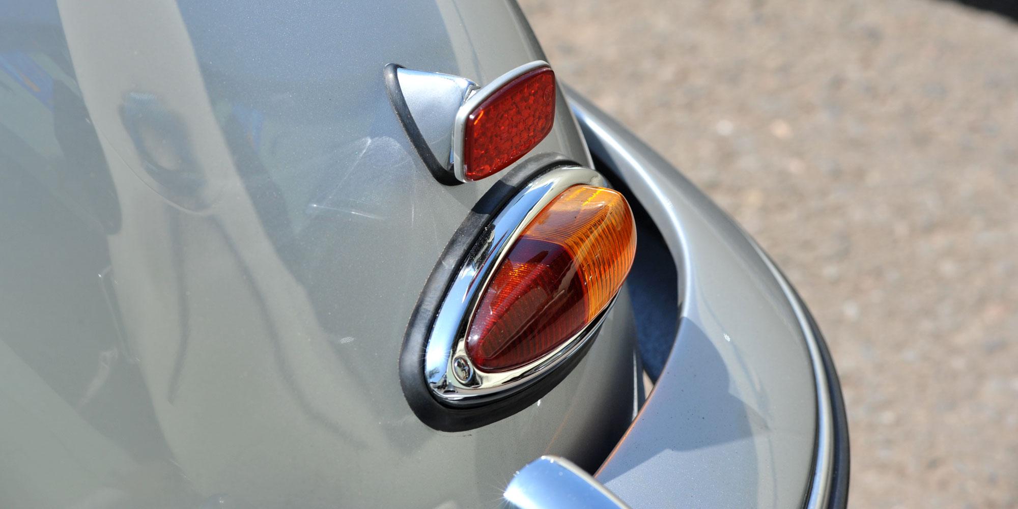 Porsche 356 rear lights