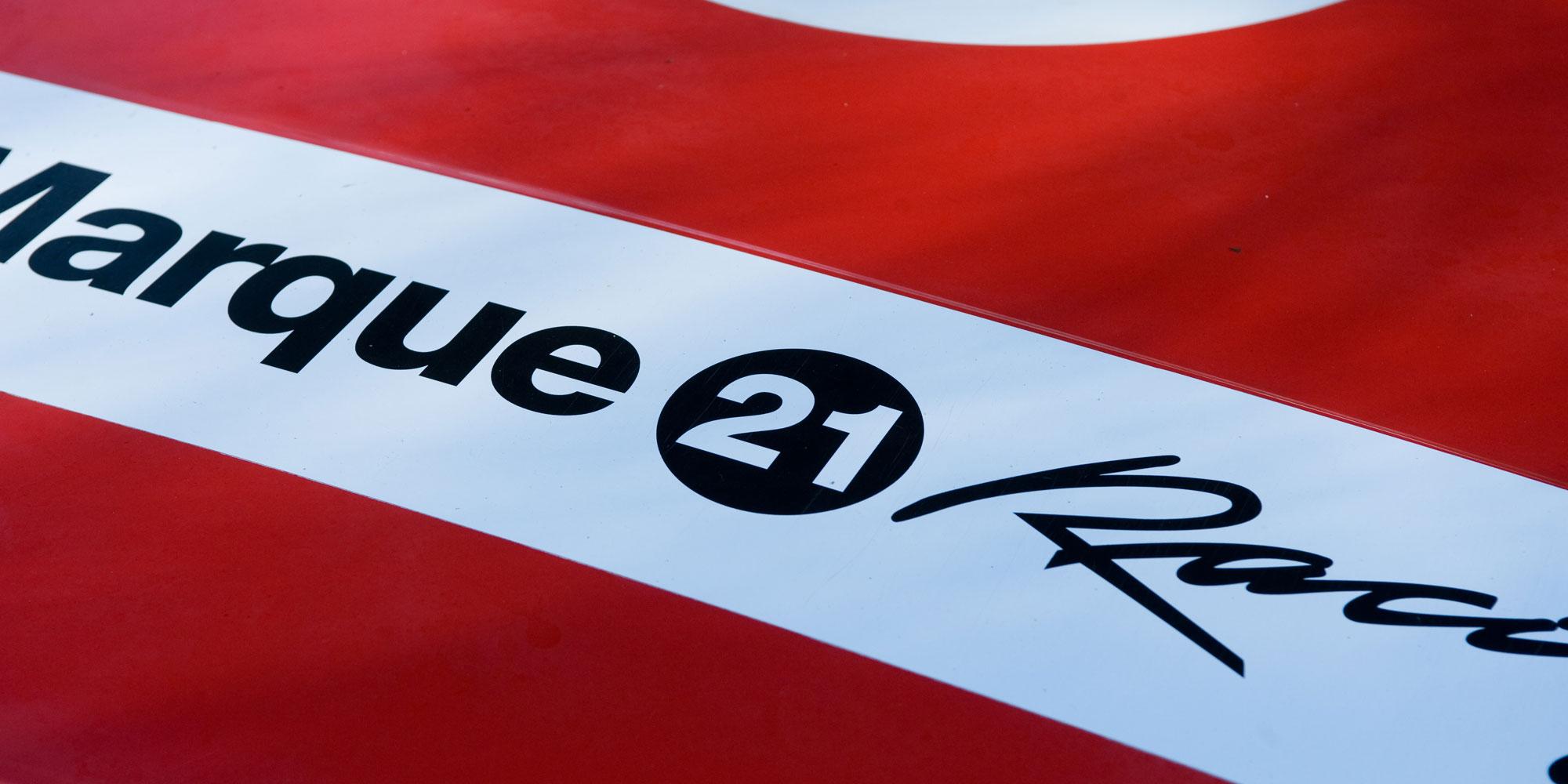 Marque 21 Racing logo