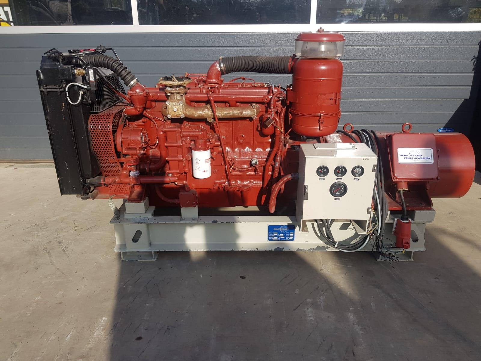 FIAT IVECO ENGINE 70 kva